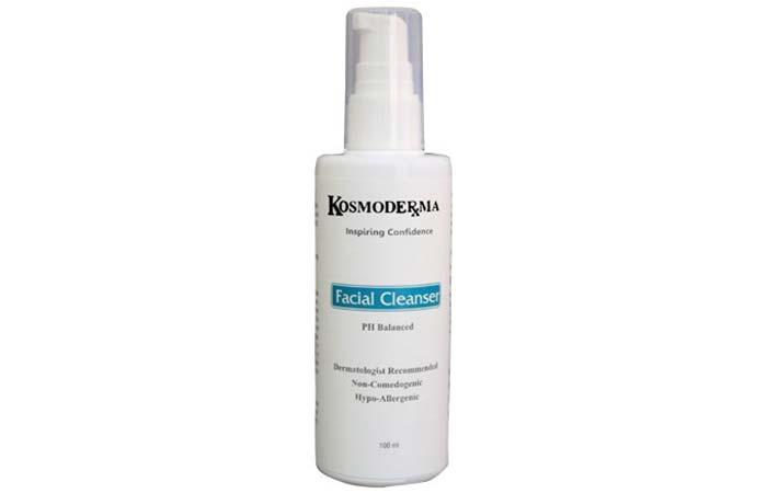 Kosmoderma - Skin's pH Level