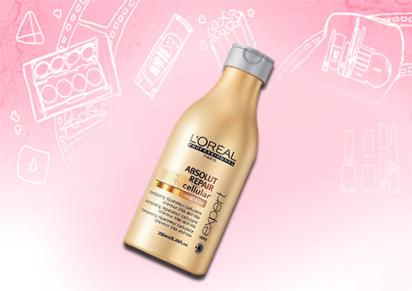 L'Oreal Professional Absolute Repair Cellular Shampoo