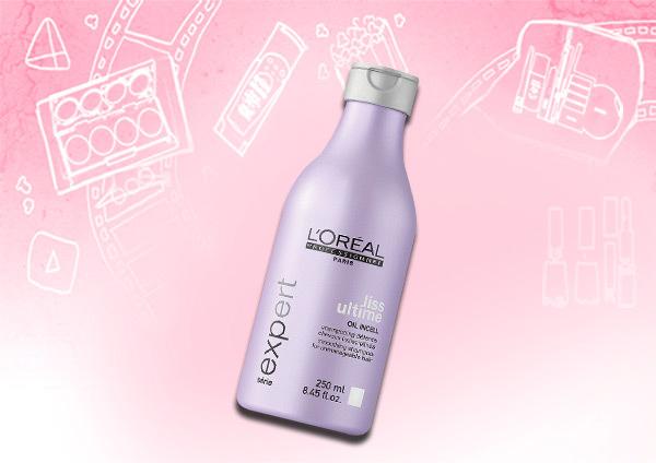 LOreal Professional Liss Ultime Shampoo