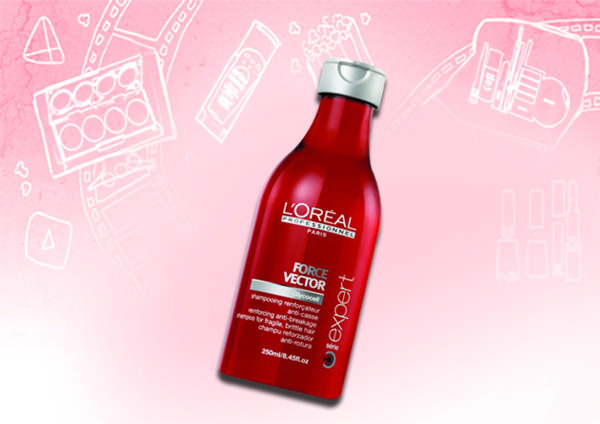 L'Oreal Professional Serie Expert Force Vector Shampoo