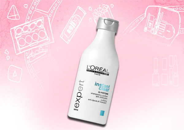 L'Oreal Professional Serie Expert Instant Clear Anti Dandruff Shampoo