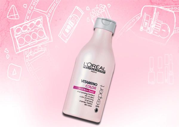 L'Oreal Professional Serie Expert Vitamino Colour Shampoo