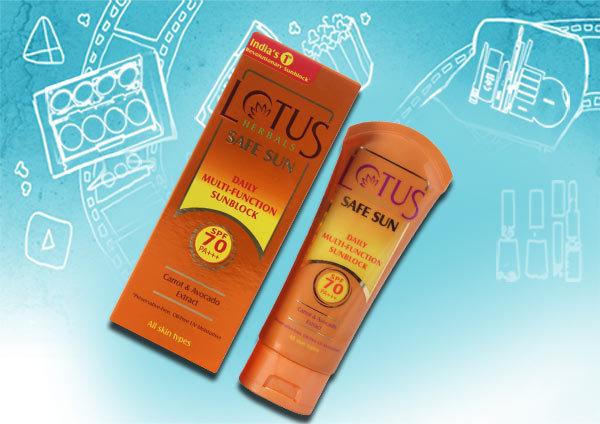 Lotus Herbals Daily Multi Function