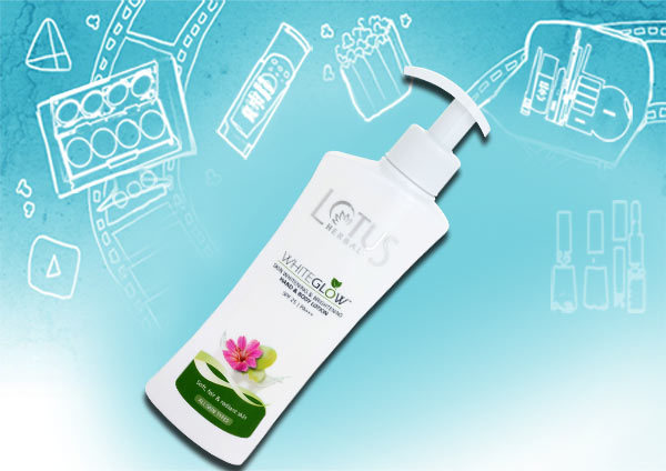 Lotus Herbals Whiteglow Hand and Body Lotion