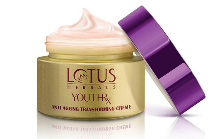 Lotus Herbals YouthRx Anti-Ageing Transforming Creme