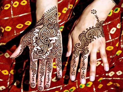 Mehndi Fashion
