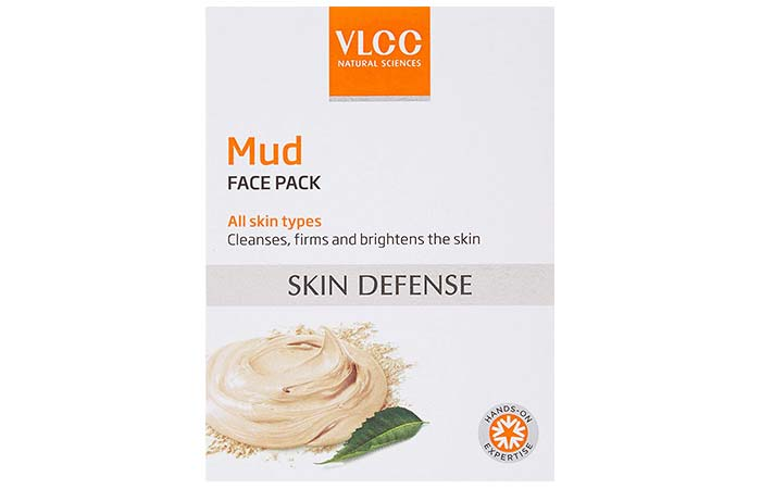 Mud Face Pack - VLCC Beauty Products