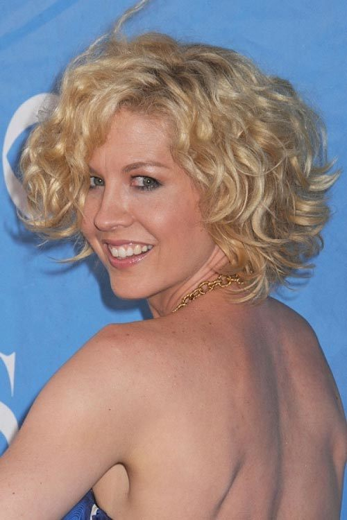 Tremendous Short Hair Curly Perm Short Hair Fashions Hairstyle Inspiration Daily Dogsangcom