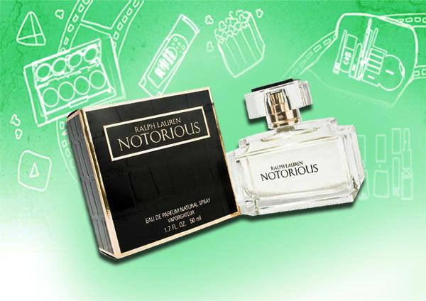 Notorious perfume