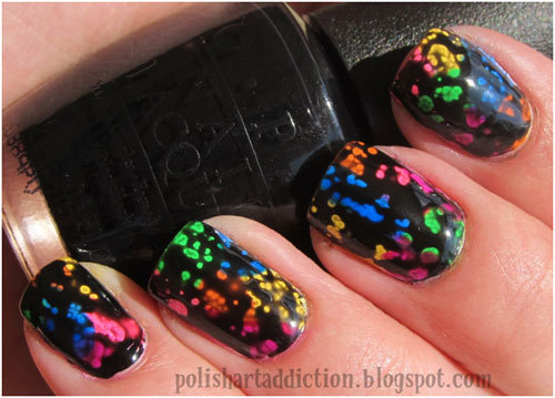 Best Crackle Nail Polishes - 9. OPI Spotted
