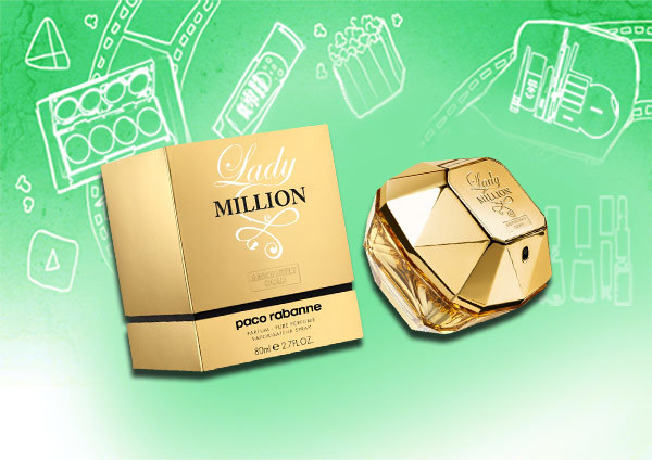 PacoRabanne lady Million