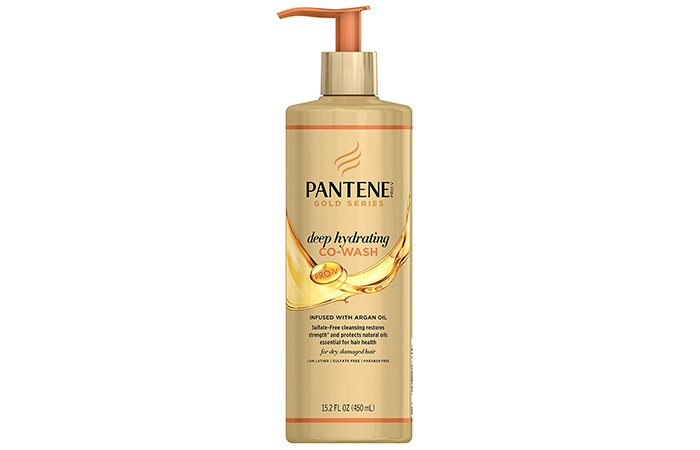 Pantene Deep Hydrating Co-Wash
