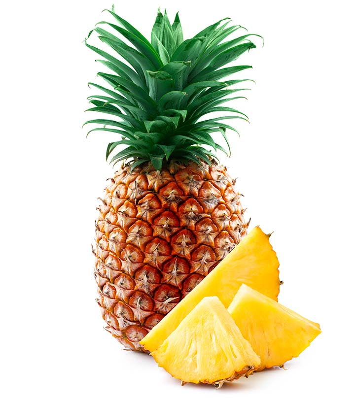Pineapples: 9 Powerful Benefits That Will Impress You