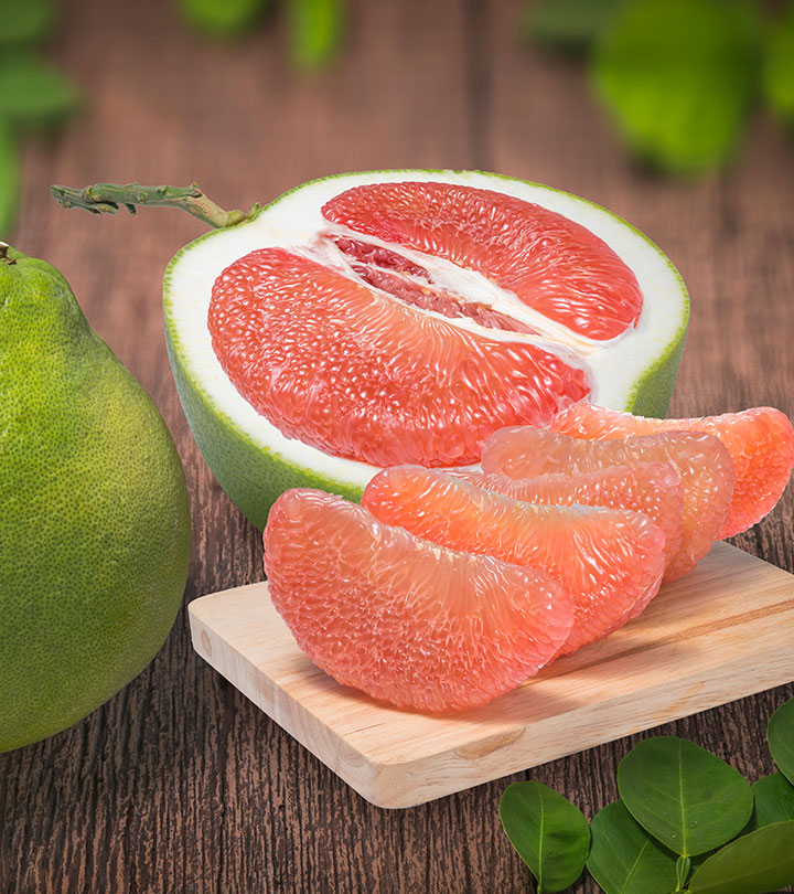 13 Promising Health Benefits Of Pomelo