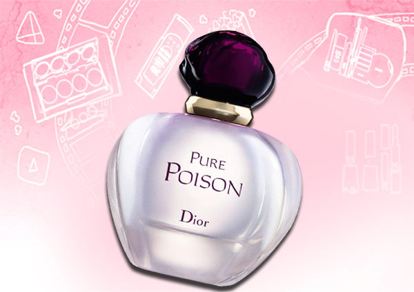 Pure Poison perfume