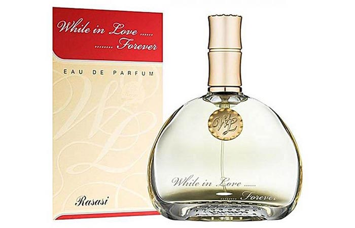 Rasasi While in Love Forever Eau De Parfum