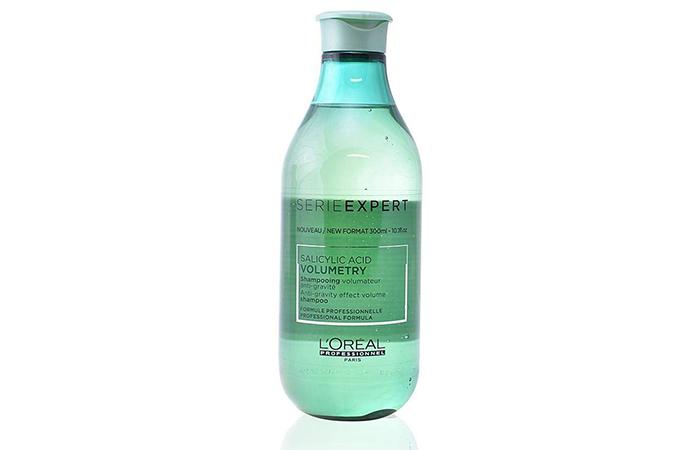 Salicylic Acid Volumetry Shampoo