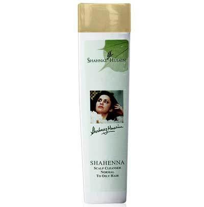 Shahnaz Husain Sha Henna Scalp Cleanser Normal to Oily Hair Shampoo