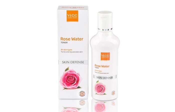 Skin Defense Rose Water Toner