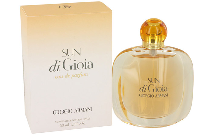 Sun Di Gioia By Giorgio Armani Eau De Parfum