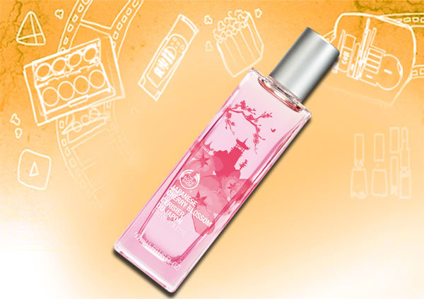 The Body Shop Japanese Cherry Blossom