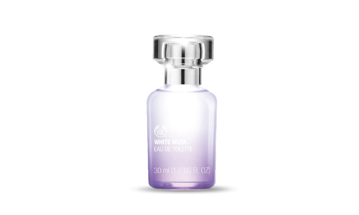 Best Musk Perfumes - The Body Shop White Musk