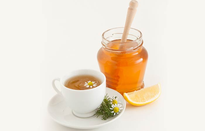 The Classic Chamomile-Lemon-Honey Tea