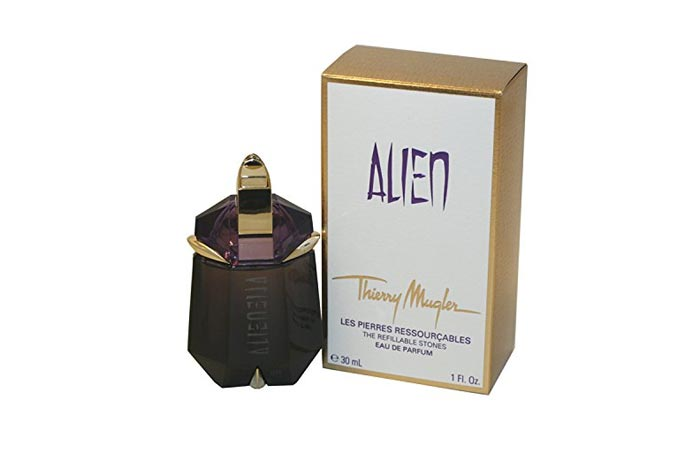 Best French Perfume Brands - 6. Thierry Mugler Alien