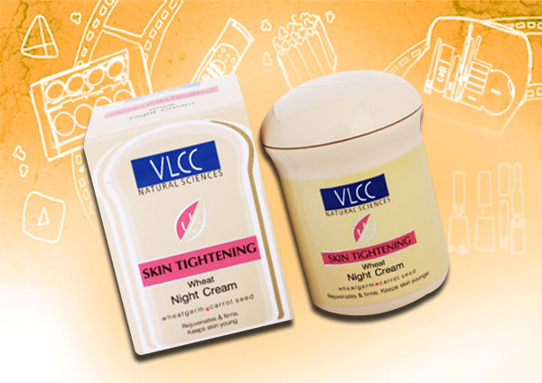 Tightening Wheat Night Cream