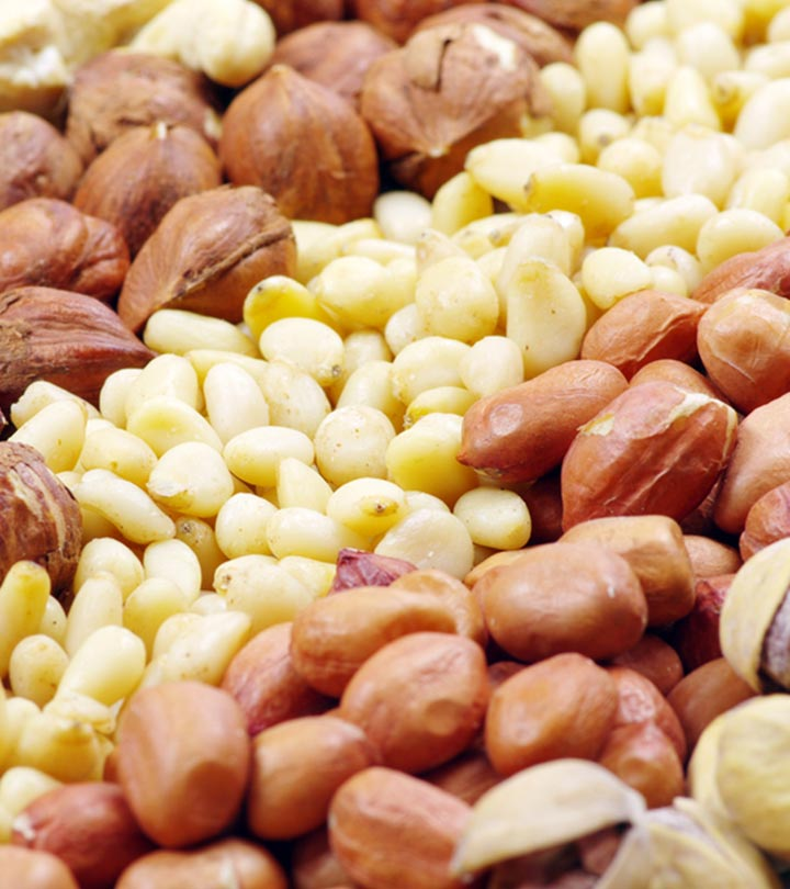 Top 10 Health Benefits Of Nuts