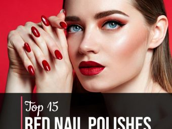 Top 15 Red Nail Polishes Of 2020