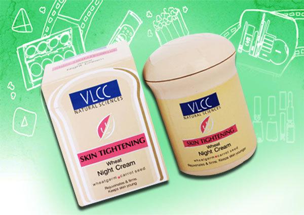 VLCC Skin Tightening Wheat Night Cream