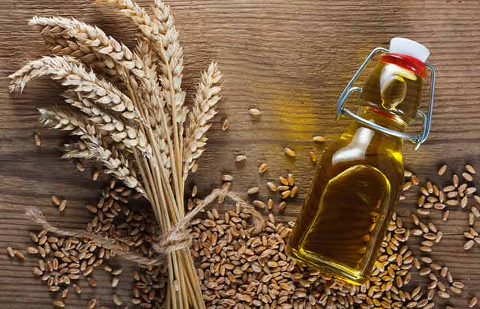 How To Get Rid Of A Double Chin - Wheat Germ Oil