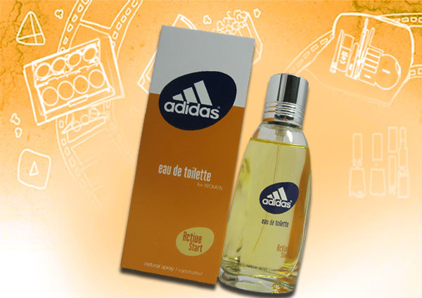 active start perfume