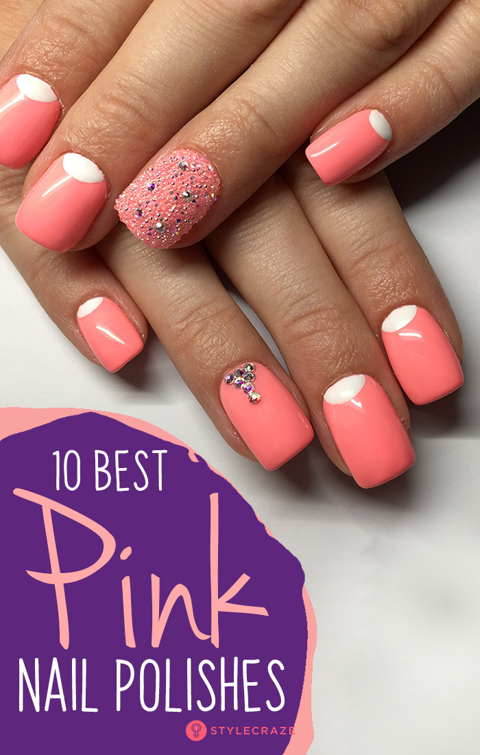 10 Best Pink Nail Polishes (Reviews) - 2019 Update