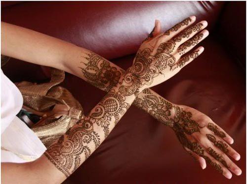 beautiful mehandi design