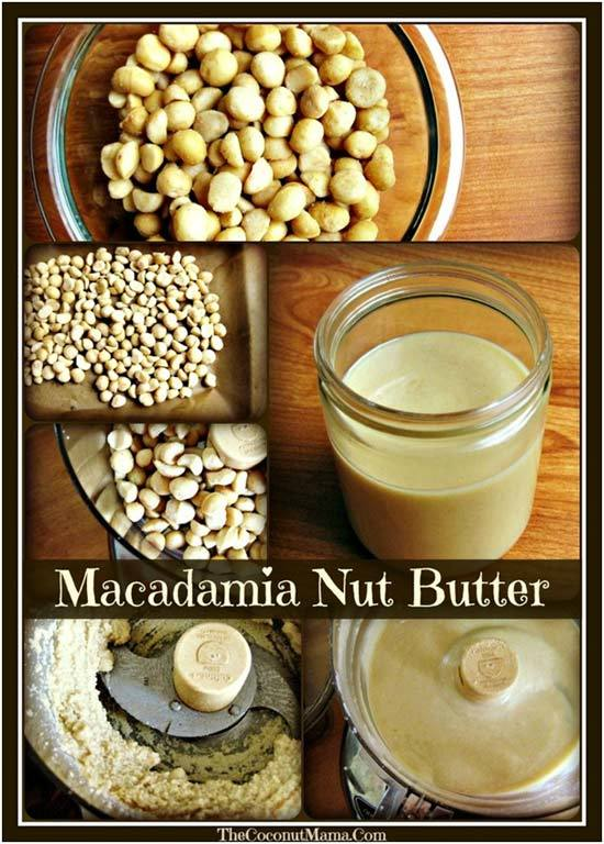 benefits of macadamia
