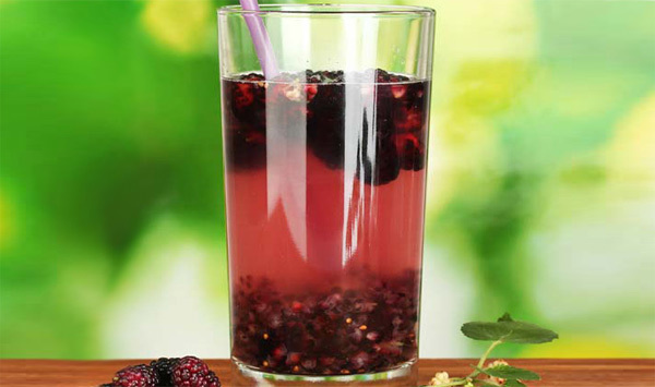 benefits of mulberry extract on skin