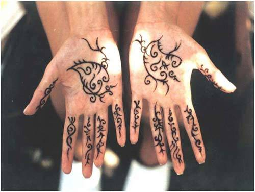 28 Easy And Simple Henna Designs That You Can Do By Yourself Henna