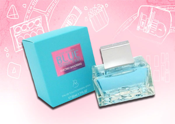 blue seduction perfume for women