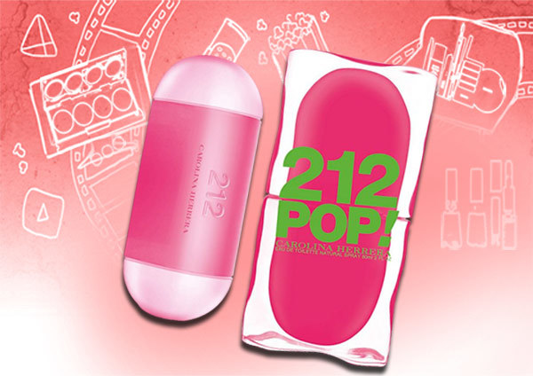 Best Carolina Herrera Perfumes - carolina 212pop perfumes
