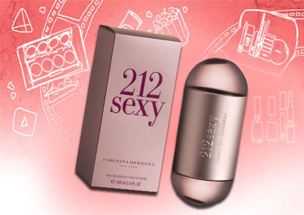 carolina 212sexy perfumes