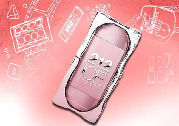 Best Carolina Herrera Perfumes - carolina ice perfumes