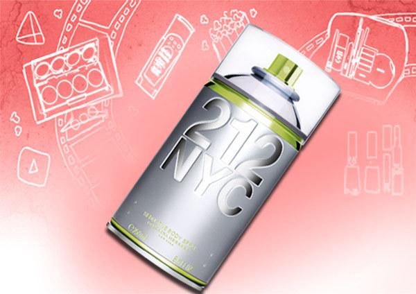 carolina nyc perfume
