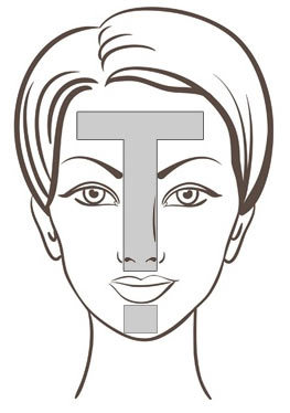 beautiful woman face vector