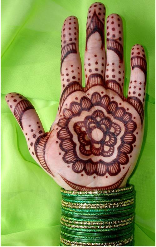 design of mehandi