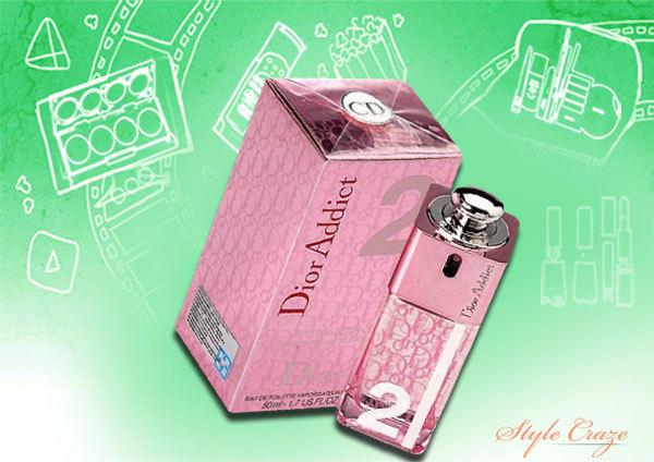 dior addict 2 logomania perfume