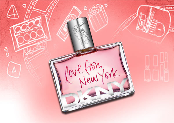 dkny love from new york women