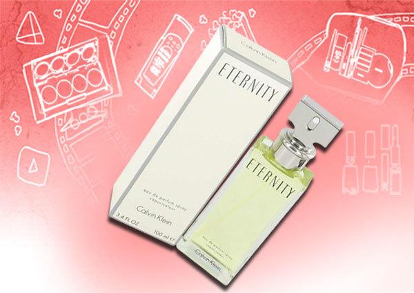 eternity perfume