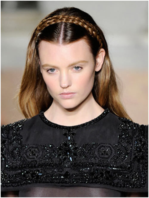fall 2012 hair trends